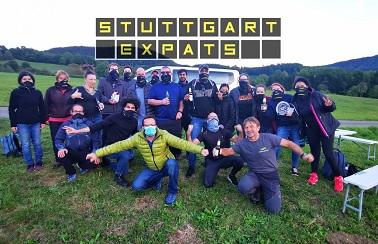 Stuttgart-Paragliding